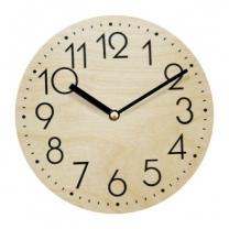 [벽시계]PSC자작나무벽시계