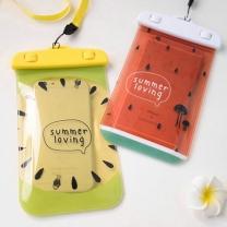 [휴대폰악세사리]디자인방수팩