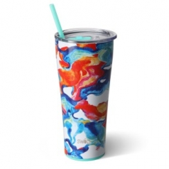 Swig 22oz(650ml) Tumbler-Color Swirl